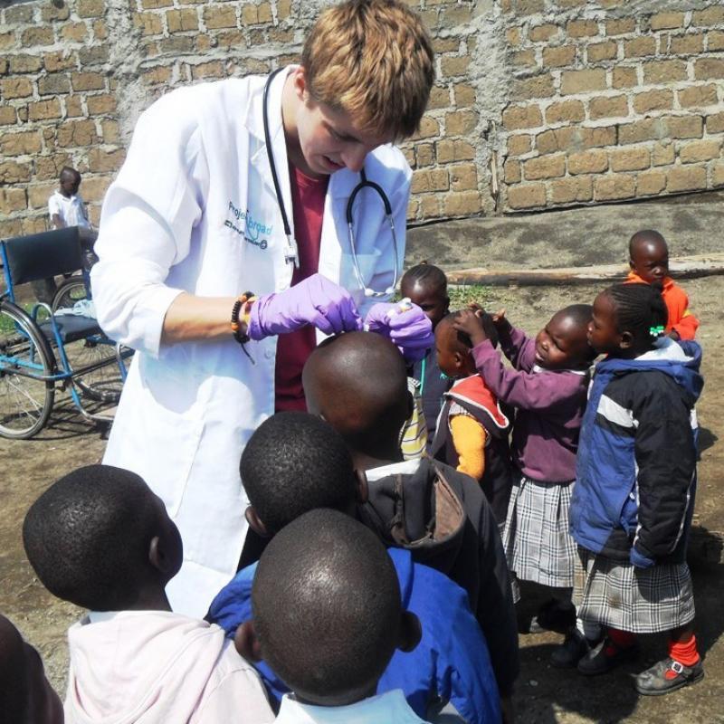 Adam O in Kenya